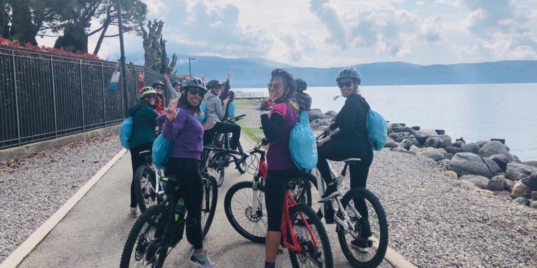 Addio al Nubilato E-bike Tour Gargnano