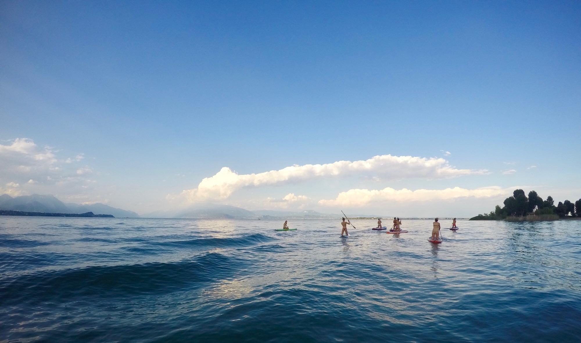 Sup Tour Isola