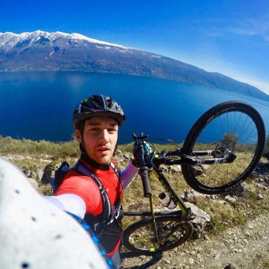 Tignale Bike Tour Lago di Garda
