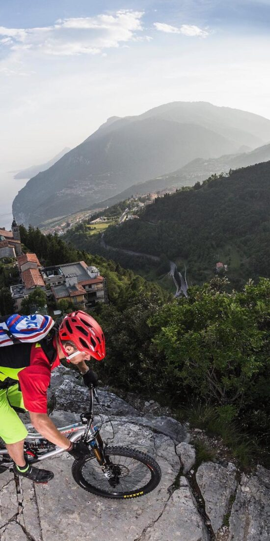 Bike Tour vecchio Mulino Tignale