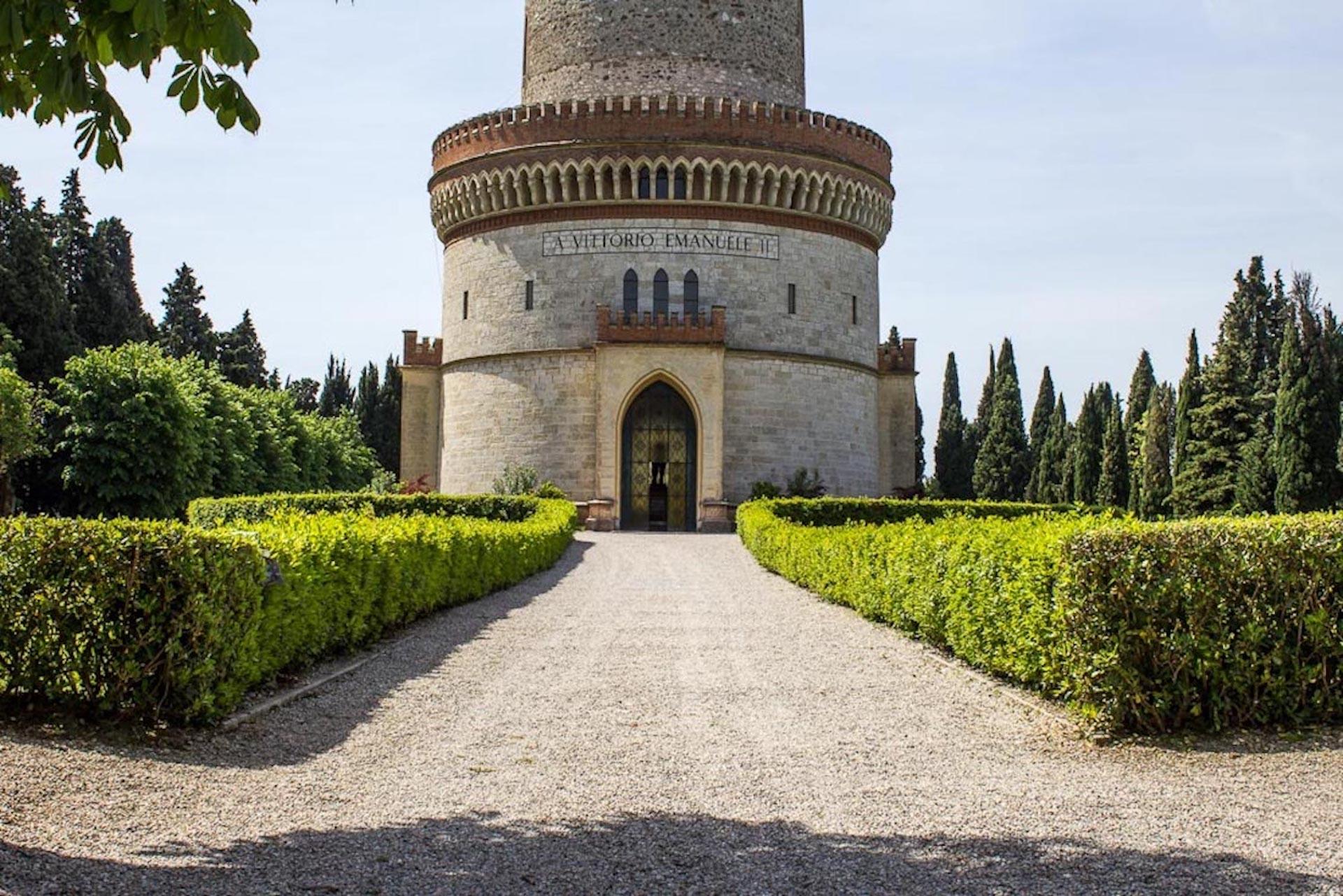 Tower San Martino della Battaglia