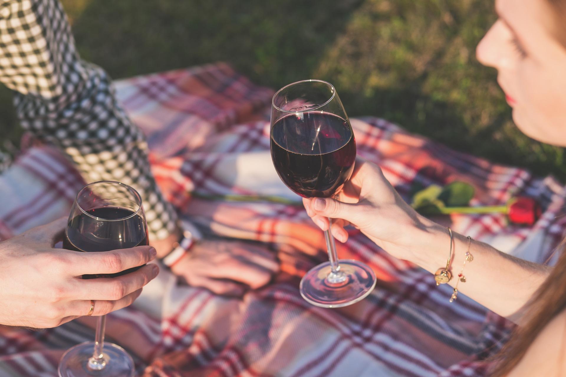 Pic nic vino
