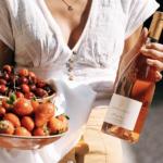 Conti Thun - fragole e vino