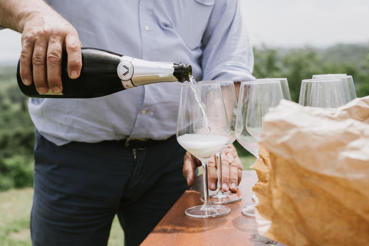 escursione con degustazione vini territorio DOP