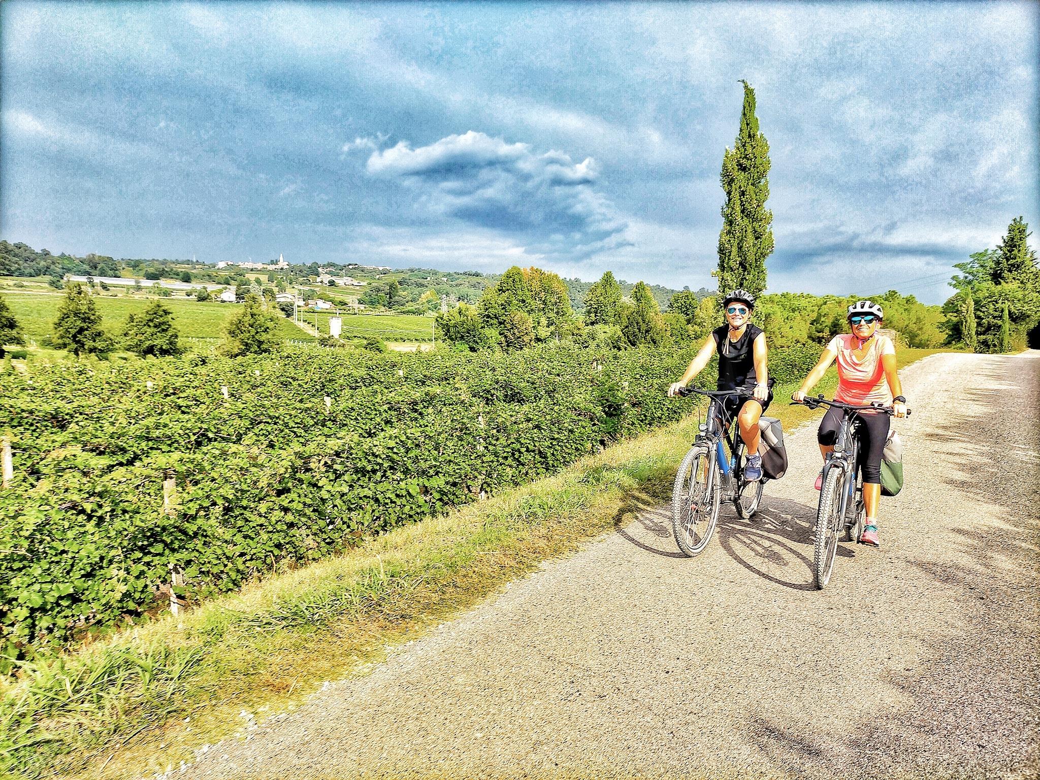 Bike Tour nei dintorni del Lago di Garda - Garda E-motion