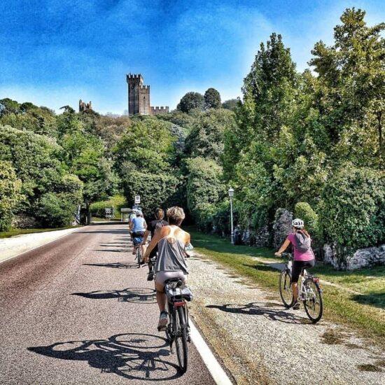 Borghetto - Bike tour terre del Custoza