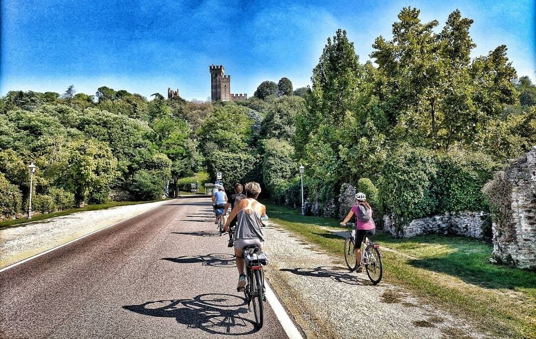 Borghetto - Bike tour terre del Custoza