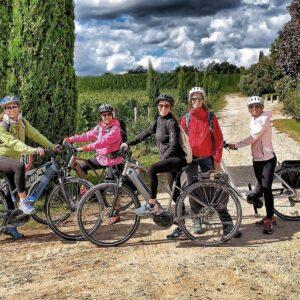 Colline moreniche bike tour lugana e borghi del risorgimento