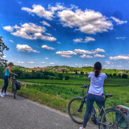 Bike tour Lugana and villages of Risorgimento