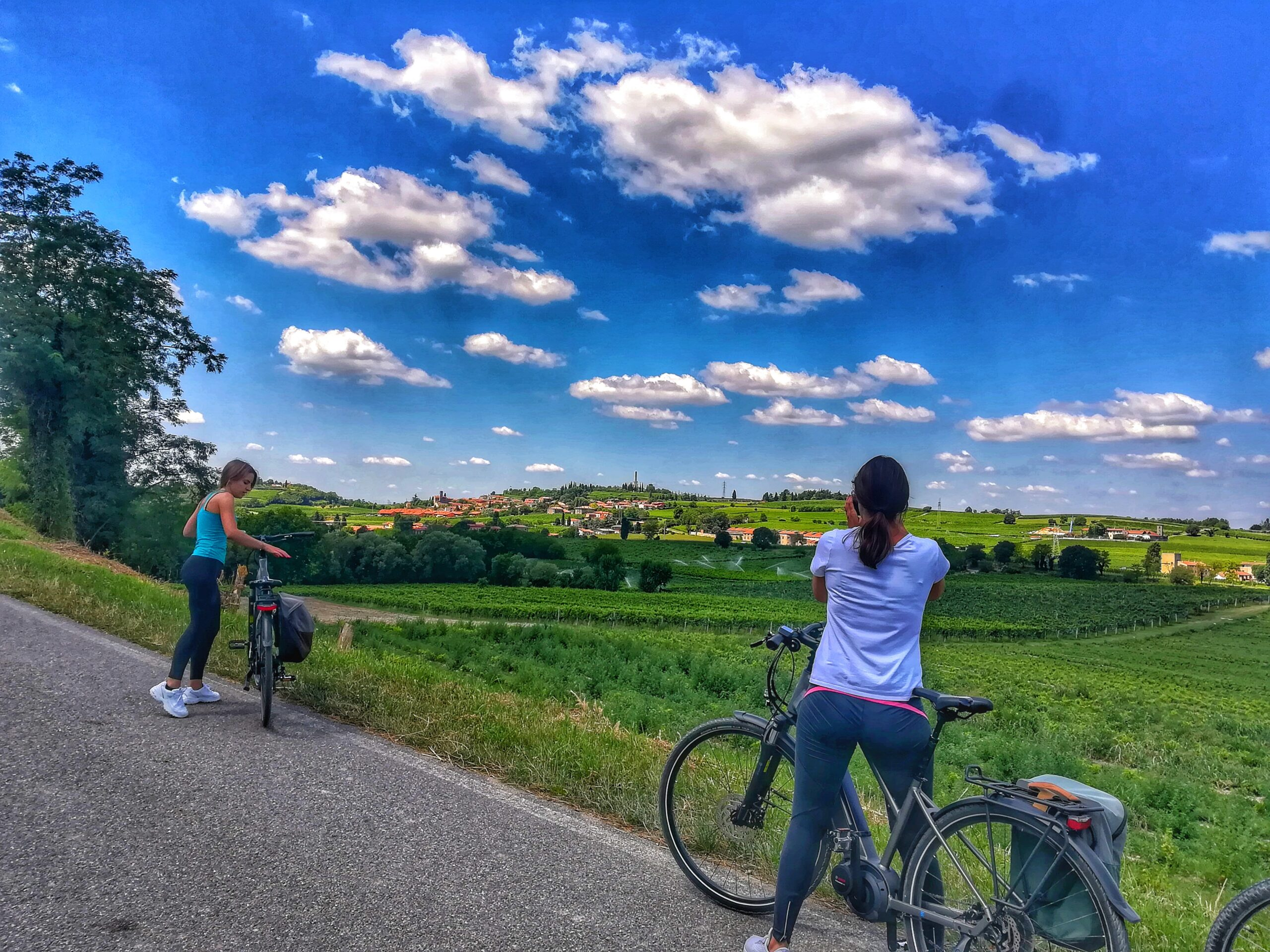 Bike tour Lugana and villages of Risorgimento