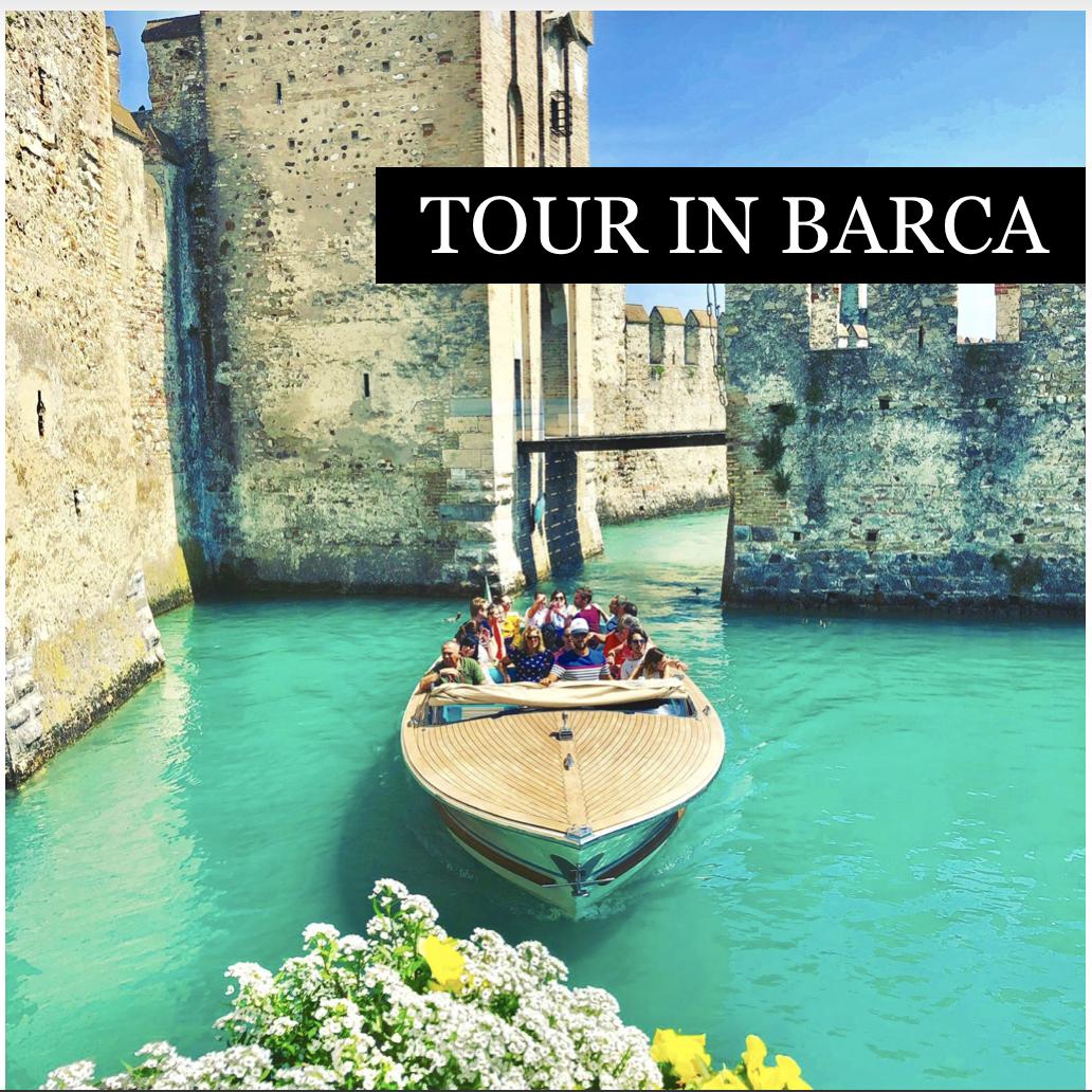 Tour in barca - categorie tour shop - Garda E-motion