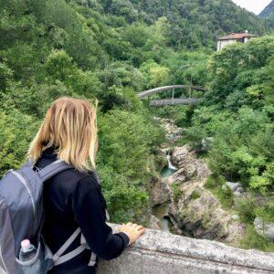 Valle delle Cartiere - trekking