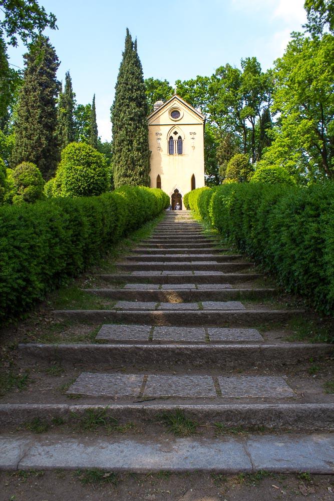 Parco Giardino Sigurtà - storia